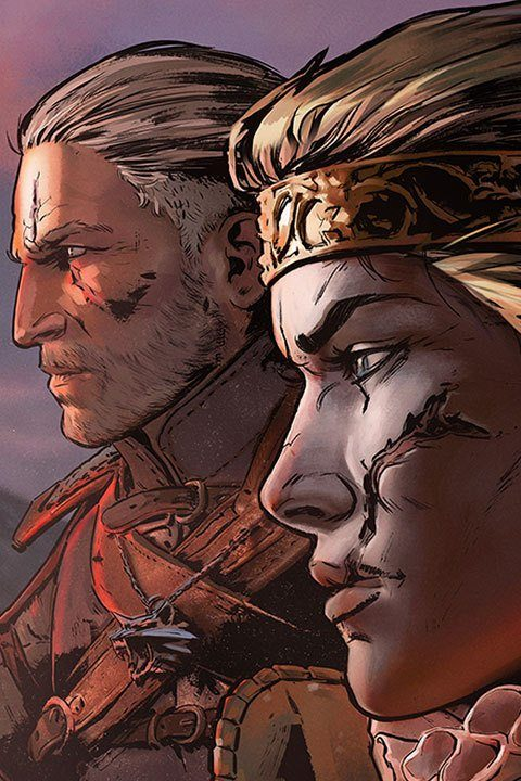 IMF2339: Thronebreaker – The Witcher Tales