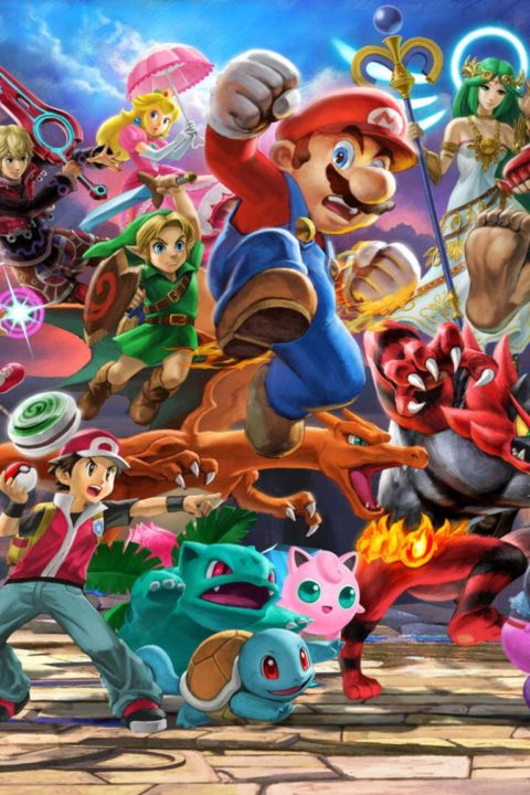 IMF2366: Super Smash Bros Ultimate
