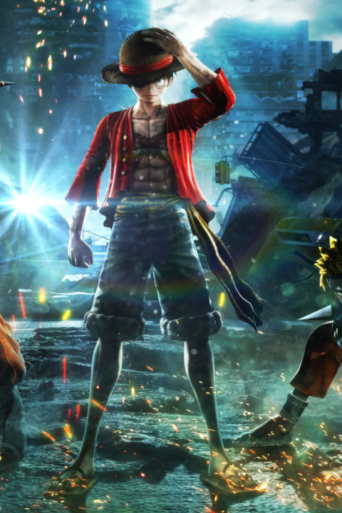 IM2387: Jump Force