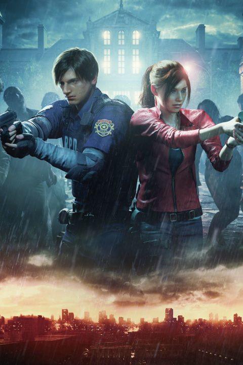 IMF2385: Resident Evil 2 Remake