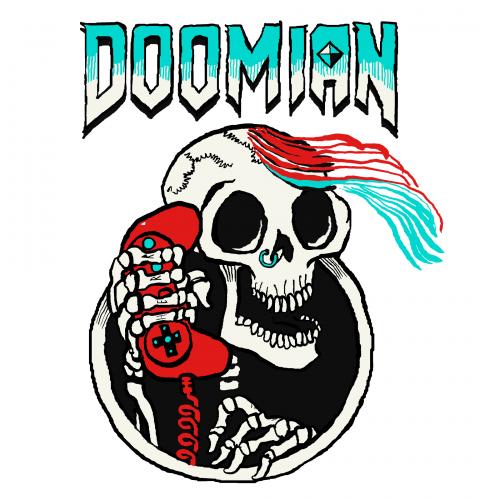 Feriencamp 2019: Doomian #027 mit Insert-Moin-Hörerinnen