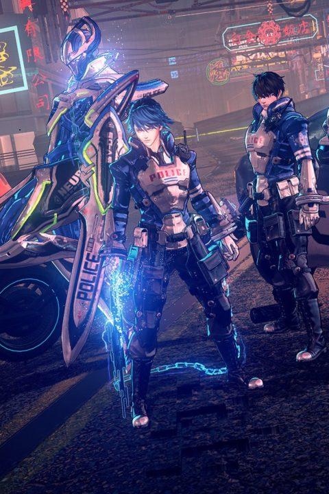 Astral Chain: Cyberpunk auf Japanisch! (Folge der Woche)