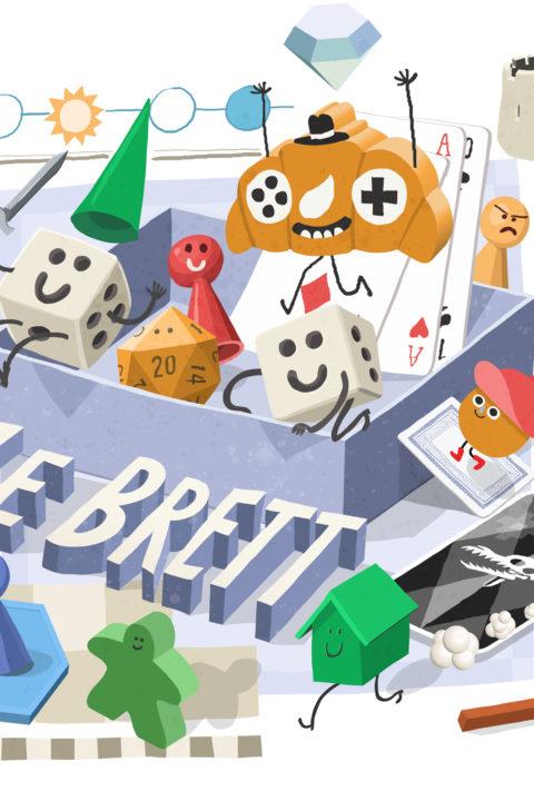 Wie die Brettspiel-Konsole Teburu den Hybrid-Markt revolutionieren möchte (Le Brett Spezial zur Nürnberger Spielwarenmesse 2020)