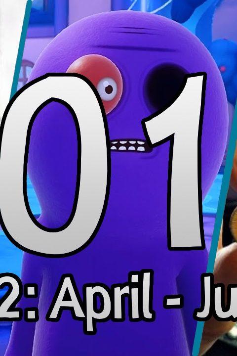 Der große Jahresrückblick 2019 – Die wichtigsten Spiele von April-Juni