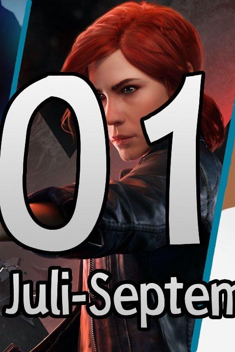 Der große Jahresrückblick 2019 – Die wichtigsten Spiele von Juli-September