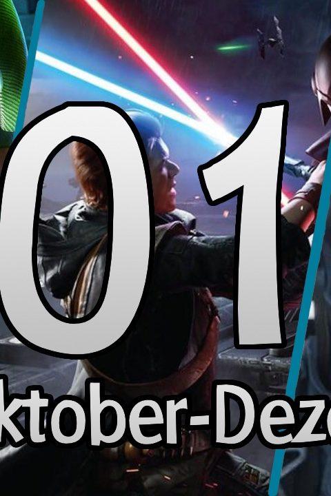 Der große Jahresrückblick 2019 – Die wichtigsten Spiele von Oktober-Dezember (Korrektur)