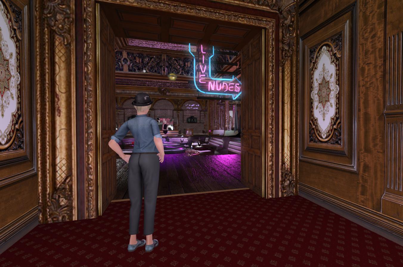 Random Encounters – Einblick in die Sexarbeits-Szene von Second Life (Teil 2)
