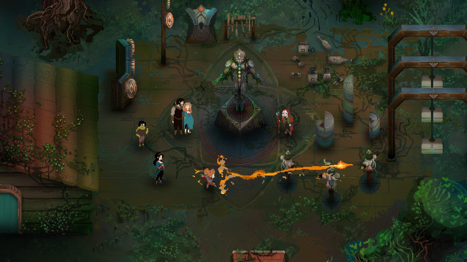 Children of Morta:  Looten & Leveln als Familien-Business