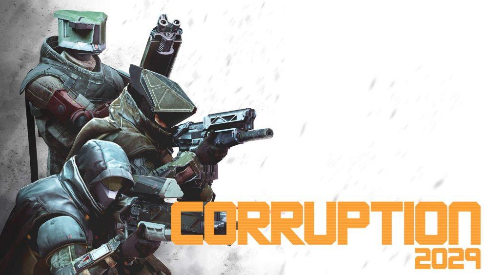 Corruption 2029: Der kleine Bruder von »Mutant Year Zero«