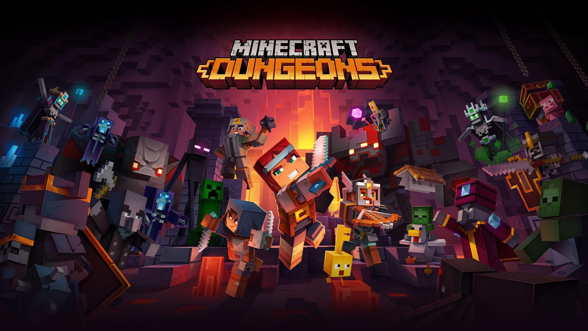 Minecraft Dungeons: Wie viel Spaß macht das Klötzchen-Diablo?