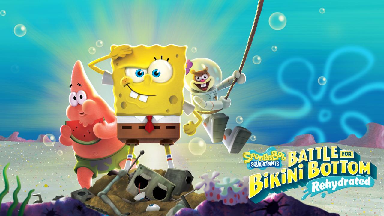 Spongebob Schwammkopf: Schlacht um Bikini Bottom Rehydrated – Alter Lappen mit neuer Politur