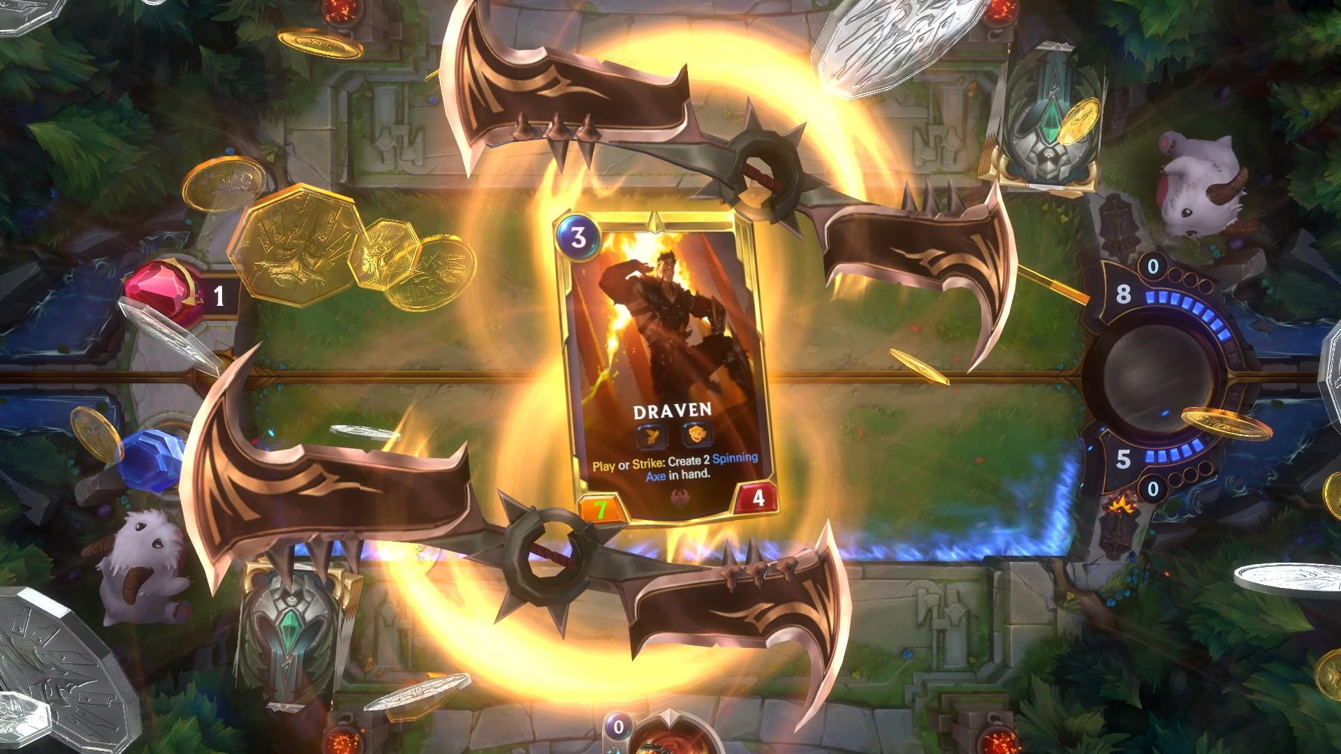 Legend of Runeterra: Angriff auf die Kartenspiel-Platzhirschen