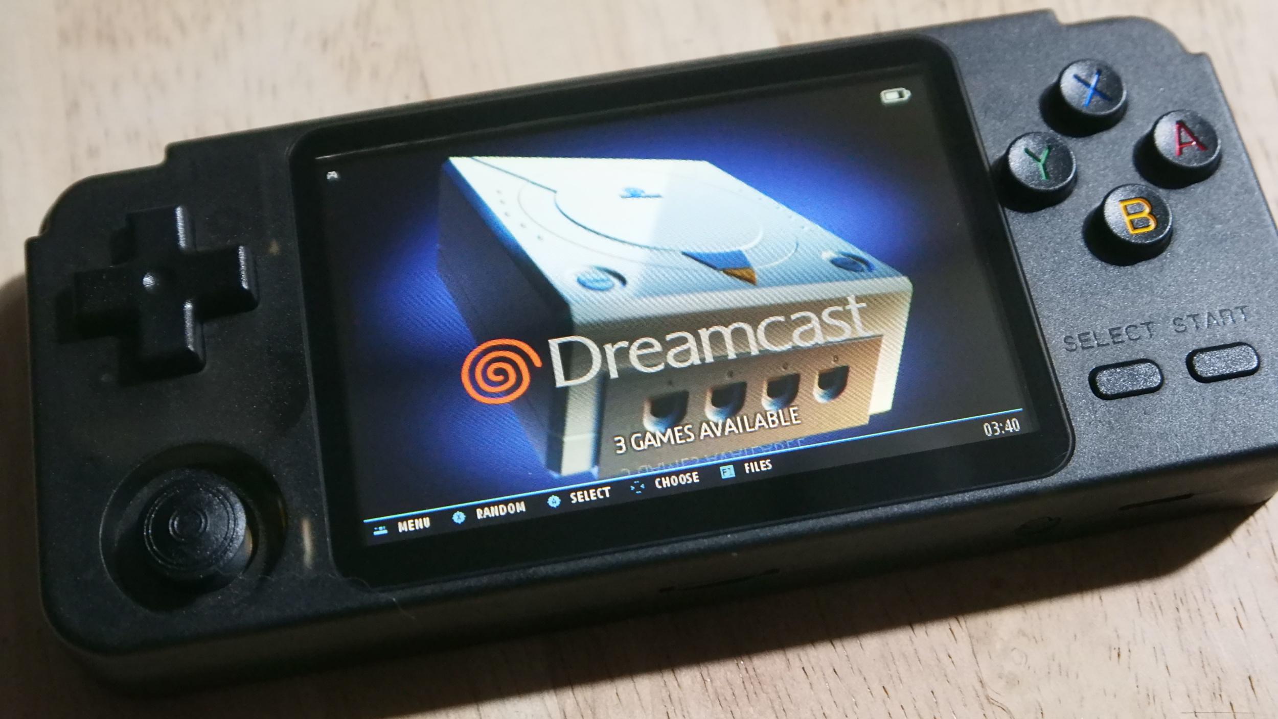RK2020: Dreamcast & Nintendo 64 für unterwegs
