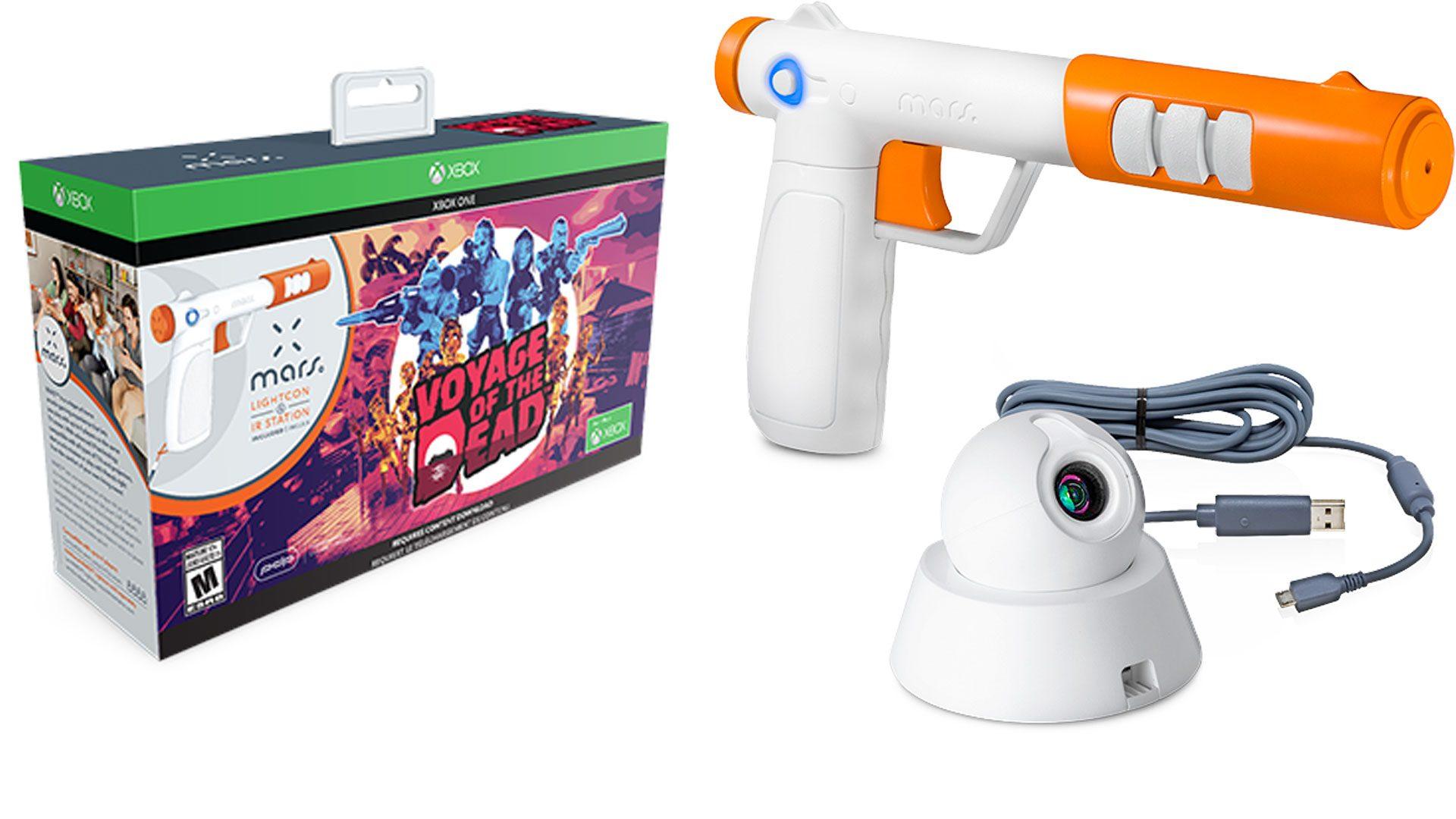 PDP Mars: Lightgun-Shooter für moderne HDTVs