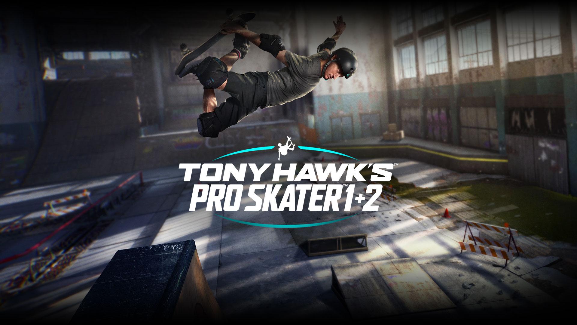 Tony Hawk's Pro Skater 1+2 - Back to Kindheit mit dem Remake des Jahres