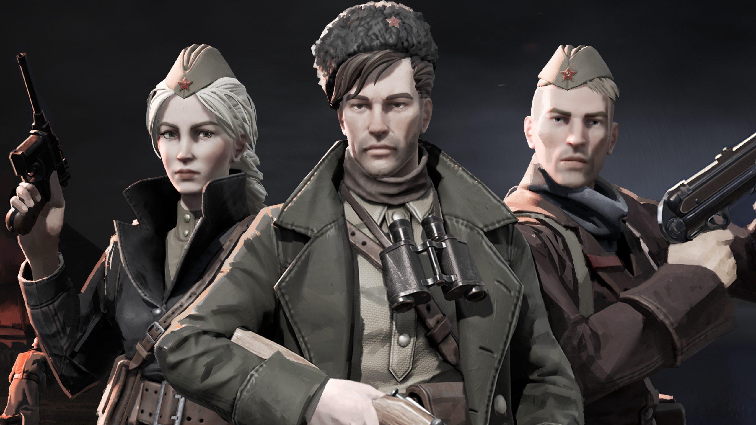 Partisans 1941: Ein modernes Commandos aus russischer Perspektive