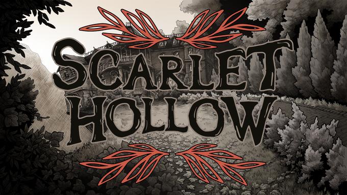 Scarlet Hollow: Wunderschöne Horror-Visual-Novel von Abby Howard