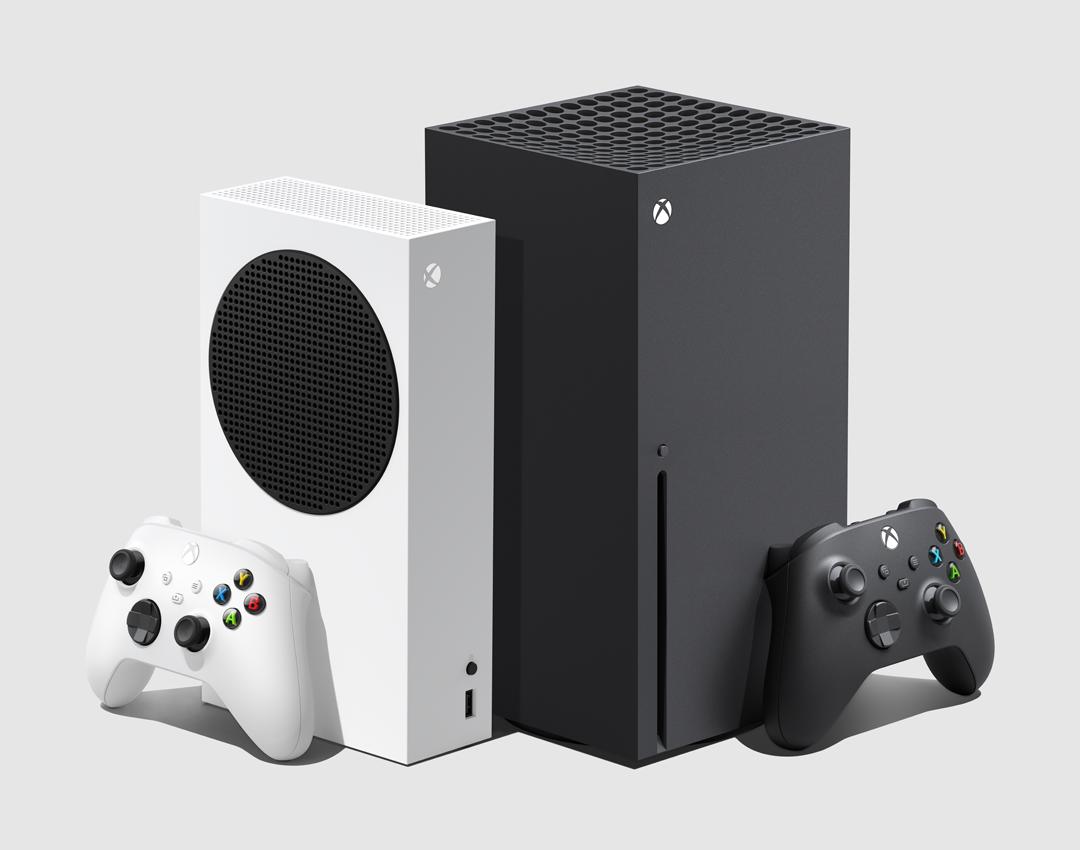 Xbox Series X / S: Alles zu den neuen Microsoft-Konsolen