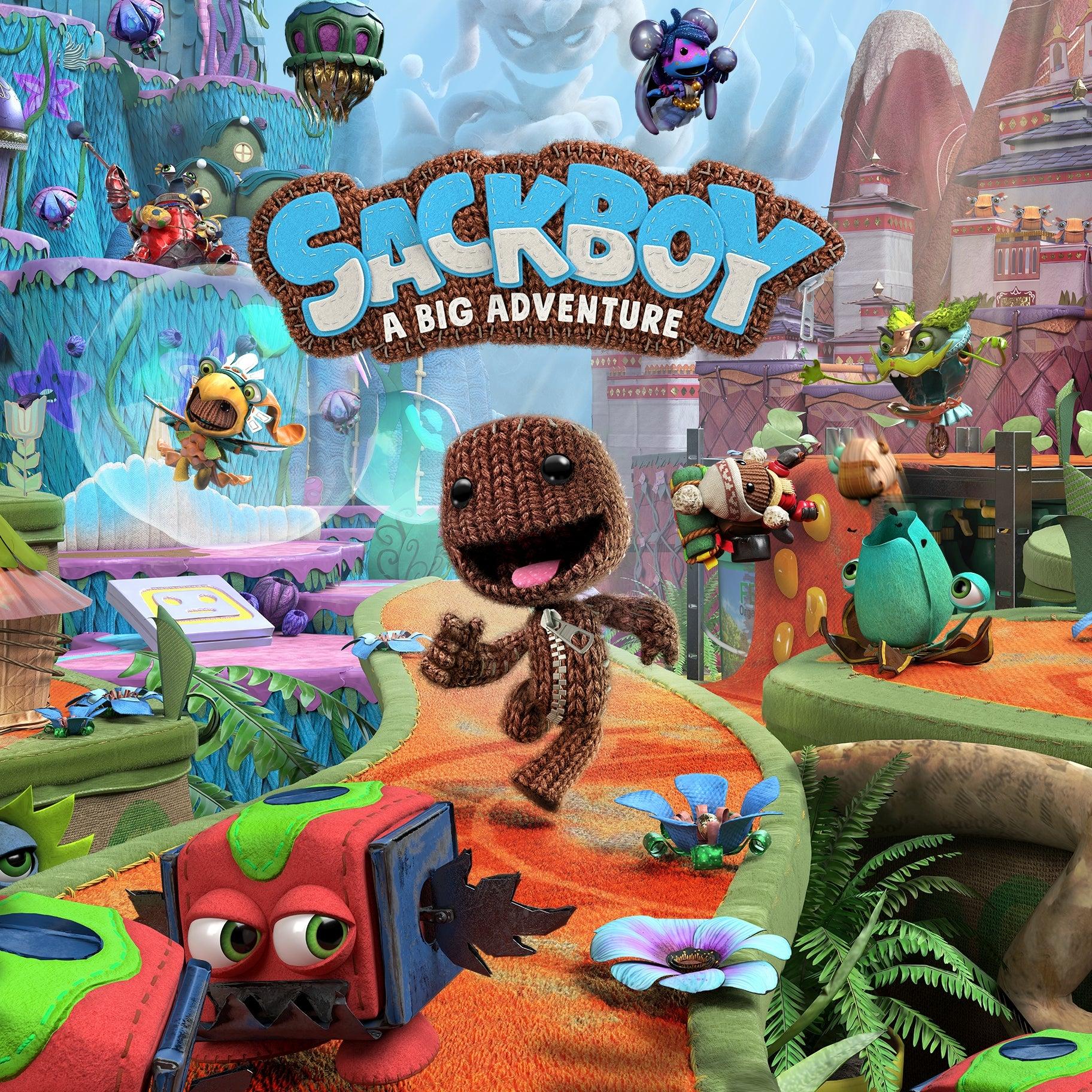 Sackboy: A Big Adventure - Strickritter der Kokosnuss im 0815 Jump & Run-Baukasten