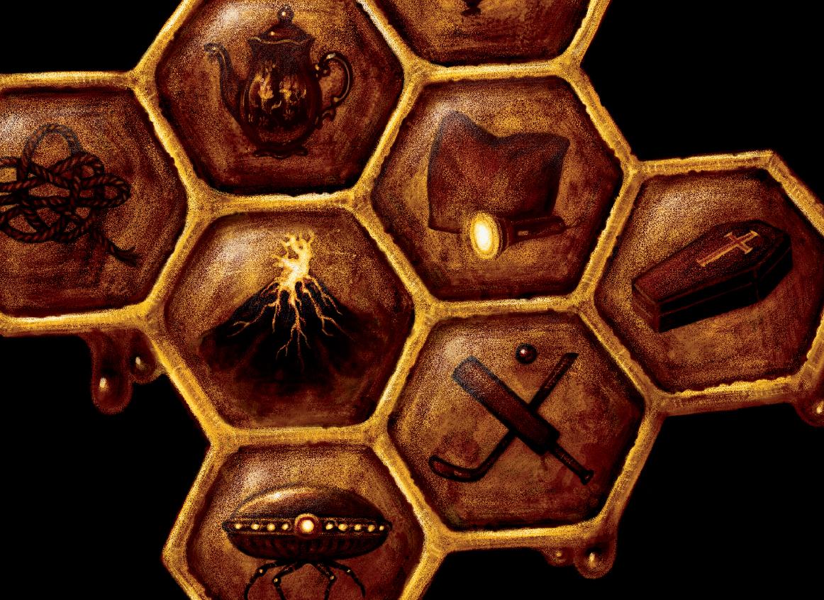 Random Encounters: Honey & Hot Wax – Eine spannende Sammlung analoger Sexspiele