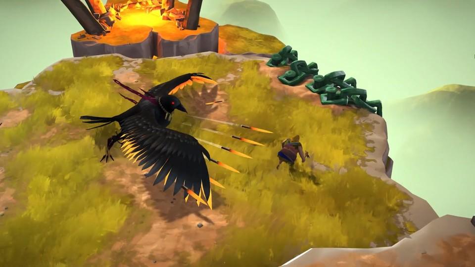 Gods will Fall: Frischer Wind im Roguelike-Genre