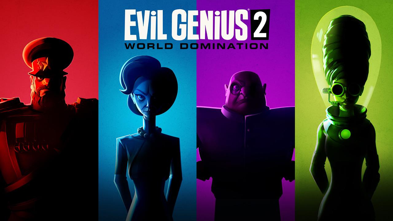 Evil Genius 2: World Domination - Gescheiterte Weltherrschaft
