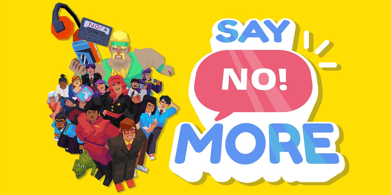 Say No! More: Der antikapitalistische Indie-Spaß