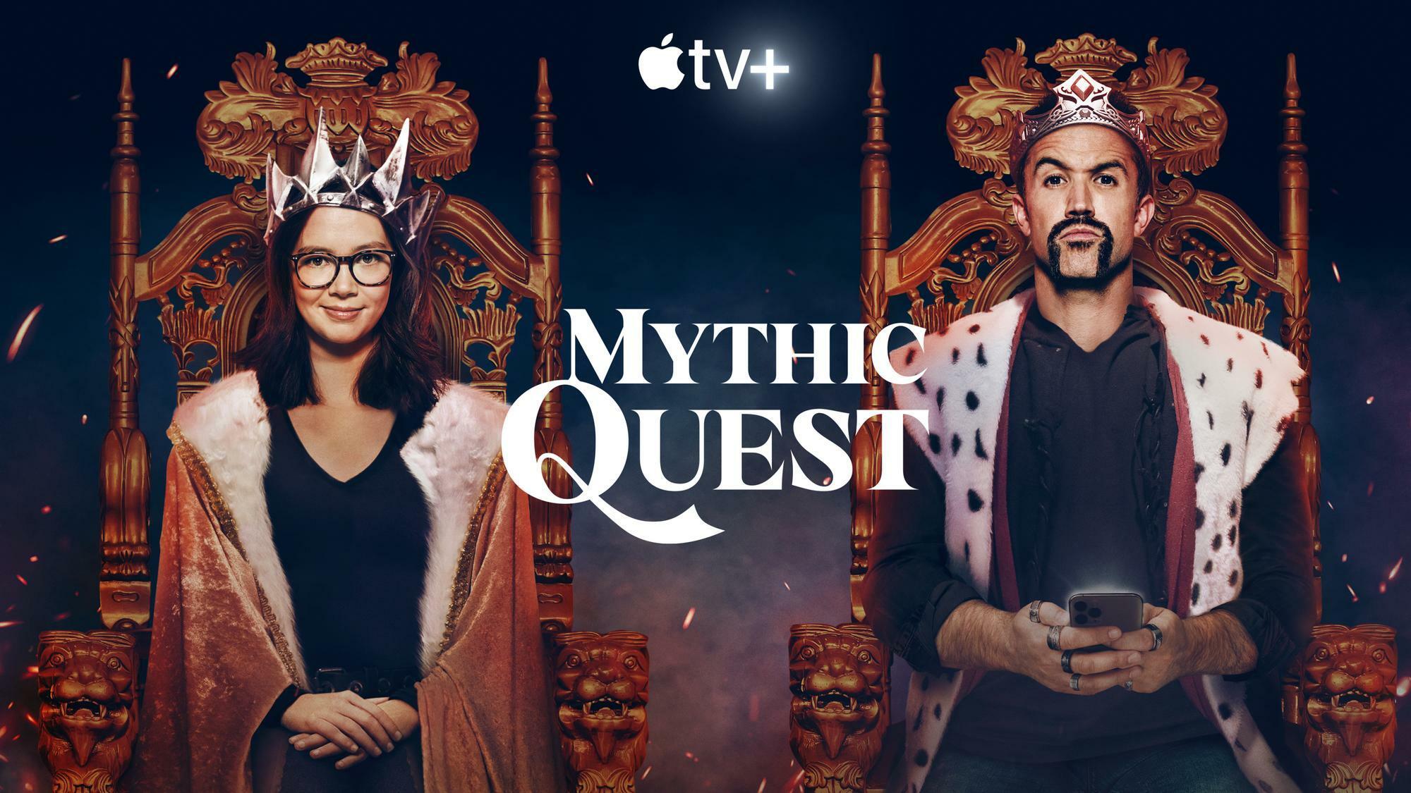 Matinee: Mythic Quest – Unser Fazit zur Season 2