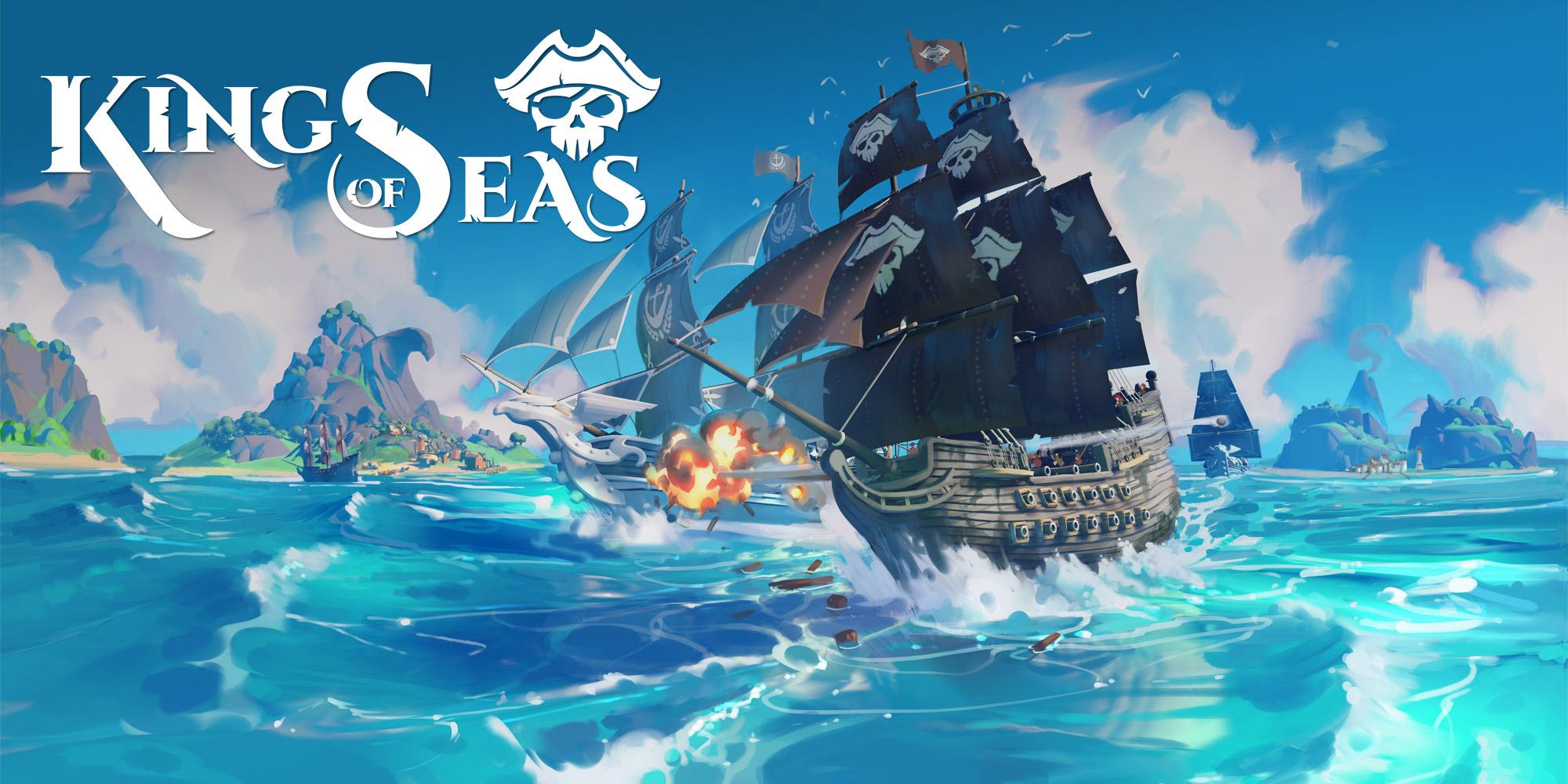 King of Seas: Eine Indiehommage an Sid Meier's Pirates