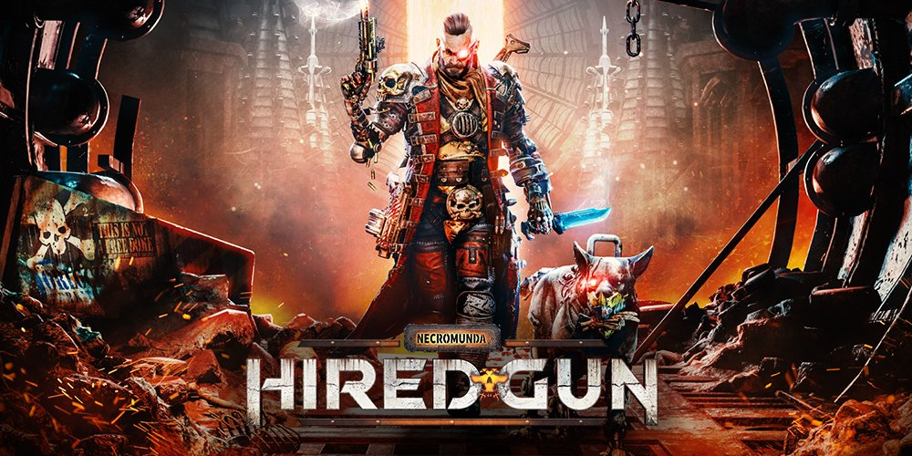 Necromunda: Hired Gun ist schnell und dreckig und das ist auch gut so