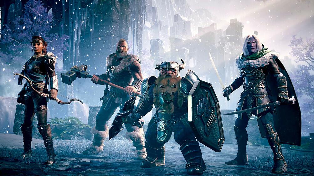 Dark Alliance: Spaßiges Goblin-Gekloppe, aber miese Gegner-KI