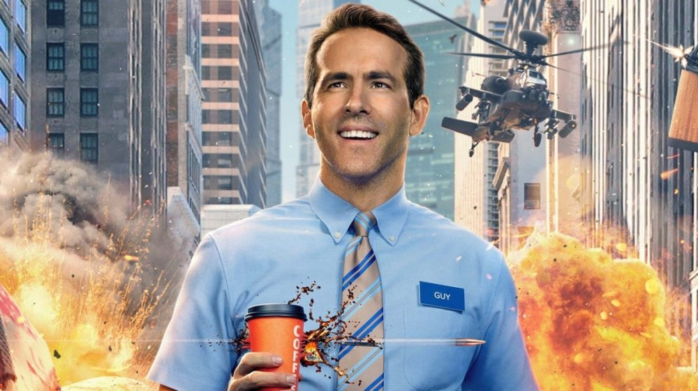 Matinee: Free Guy - Ryan Reynolds als NPC gegen den Rest der Welt