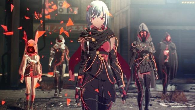 Scarlet Nexus: Brainpunk-JRPG mit großartigem Kampfsystem