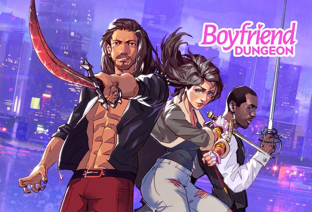 Random Encounters: Boyfriend Dungeon – Liebe und Hiebe