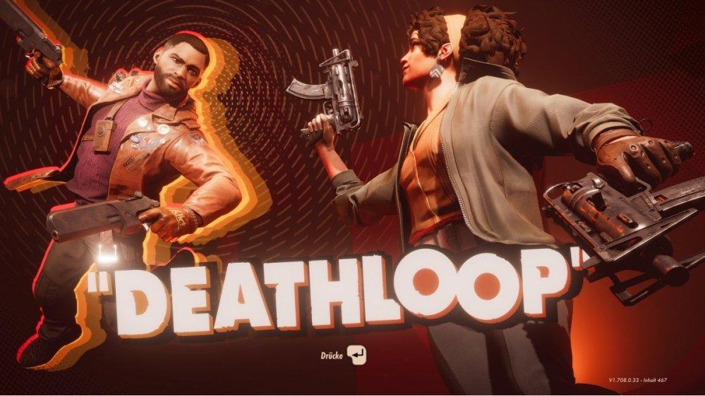 Deathloop: Die lustigste Zeitschleife des Jahres!