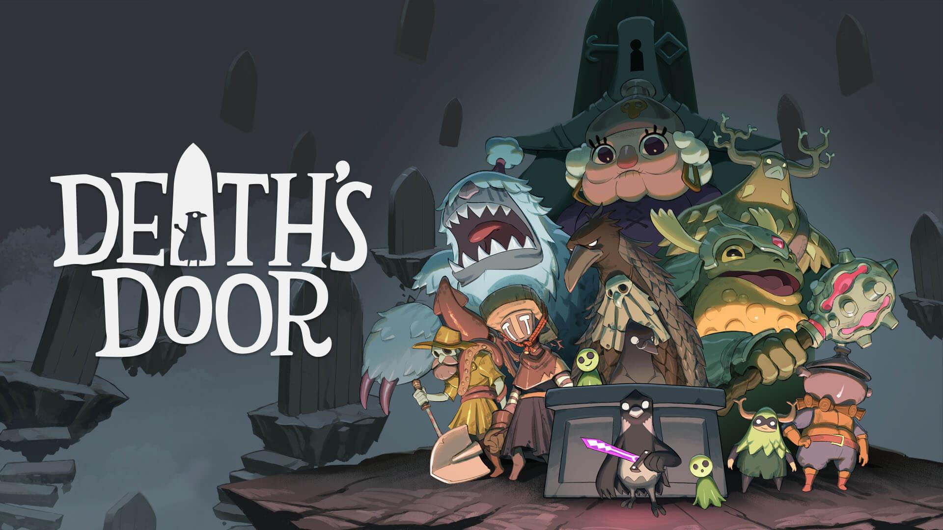 Death's Door: Dieser Sensenmann hat 'nen Vogel
